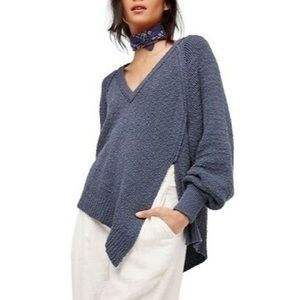 FREE PEOPLE - WEST COAST PULLOVER NWT